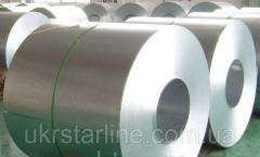 Рулон алюминиевый А5М 0.4х1250 мм