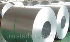Рулон алюминиевый А5М 0.55х1250 мм