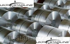 Рулон стальной 0,8 мм, широкий сортамент, порезка