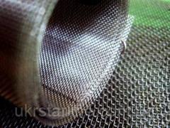 Сетка из нержавейки, 10,0-2,0 мм