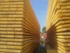 Timber from fir-tree. Expor