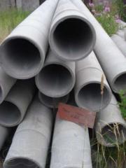 Труби цементні