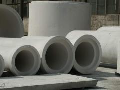 Труби бетонні