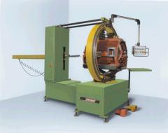 Equipment for production of electrocoils, special