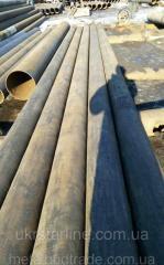 Труба стальная Б/У 530х5,0-10,0мм прямошовная