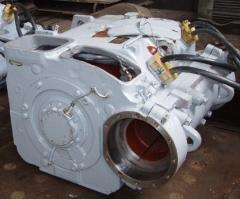 Electric motors of a direct current crane brand