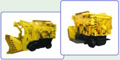 Machine loading mine PPN3A