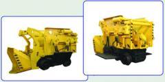 Машина погрузочная шахтная ППН3А