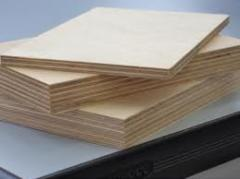 Plywood, plywood glued wholesale from the producer