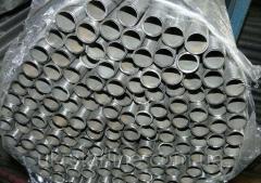 Труба титановая 102х2мм ВТ 1-0