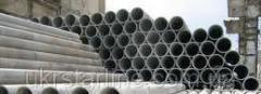 Трубы асбестоцементные d-200 б/н (4м) безнапорные