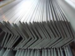 Уголок 25х25х3, 0мм стальной