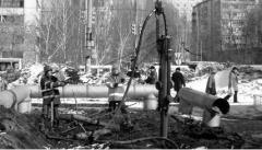 Сваевдавливающие установки пневмопробойники Гидропром, Киев