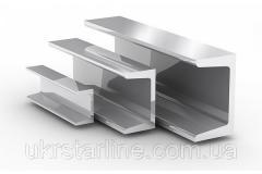 Швелер сталевий, 27П