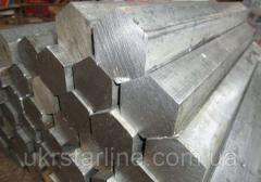 Шестигранник из нержавеющей стали,  13 мм