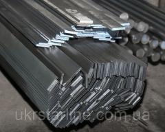 Шина стальная, 45х8,0 мм