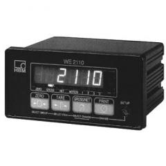 Weight WE2110 indicator