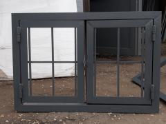 Balcony lattices