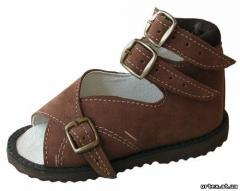 Vesna-antivarus sandals, Orteks
