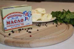 Масло сливочное крестьянское 72.6%. ГОСТ