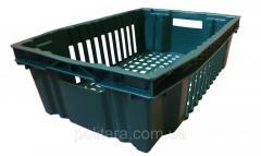 Ящик пластиковый конусный пищевой Размер:...