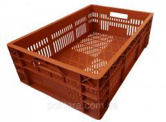 Ящик пластиковый для хлеба 600х400х180