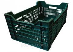 Ящик пластиковый для хлебобулочных изделий...
