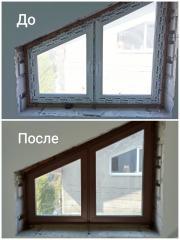 Профілі віконні