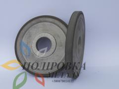 Алмазний круг торцевий 1А1-125х10х32 50%