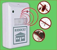 Ultrasonic otpugivatel of rodents and insects of