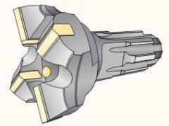 Коронки буровые К-110М МХ 80.00, К-110Ш МХ 79,00