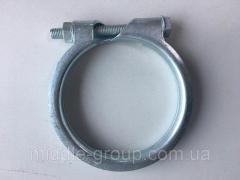 ХОМУТ трубы глушителя FI108-114 SP Trusk Parts