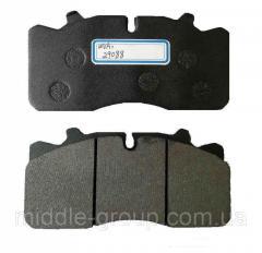 Колодки тормозные дискового тормоза 29088 26