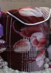 Одеяло с полиэфирного волокна 180*210