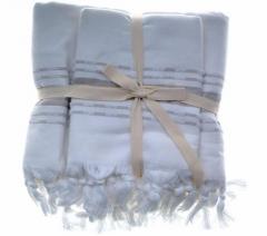 Набор полотенец PERA(85х150,50х90) фирмы PAVIA