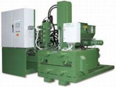 Briquette press of RUF-1500