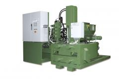 Briquetting machine of RUF-1100