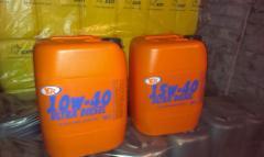 Полусинтетическое масло 10W40 Укрнафко(CH-4/SJ)