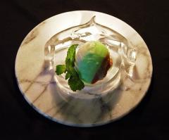 Ледяная посуда Украшения для свадебного стола