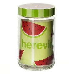 Банка для сыпучих продуктов Herevin Watermelon