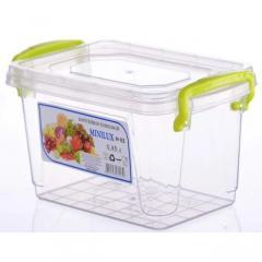 Контейнер пищевой Minilux 0,5 л АЛ Пластик(25-155)