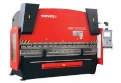 Hydraulic bending press of YANGLI WC67Y