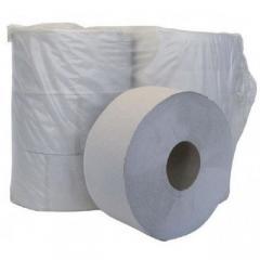 Туалетная бумага Джамбо Pro Servis цвет серый 100
