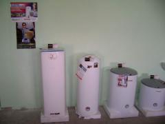 Water heaters accumulative electric THERMEX