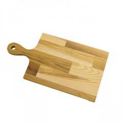 Доска разделочная деревянная Кедр БЕЛ-005 с...