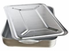 Поддон Сково алюминиевый с крышкой МШ-15 (64-234)