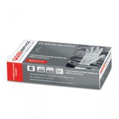 Перчатки полиэтиленовые одноразовые 250 пар Pro