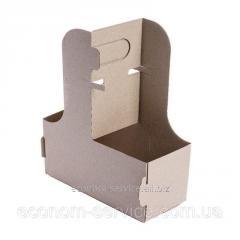 Держатель( холдер) картонный 193*108*42 под 2