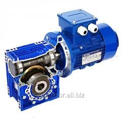 Motor reducer worm GS-Drive SV 025,030,040,050,063,075,090,110,130,150 type