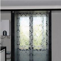 Doors of the 2nd folding glass Kharkiv